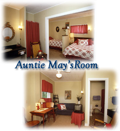 Auntie May's Room
